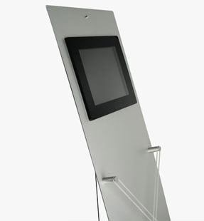lcd bodendisplay