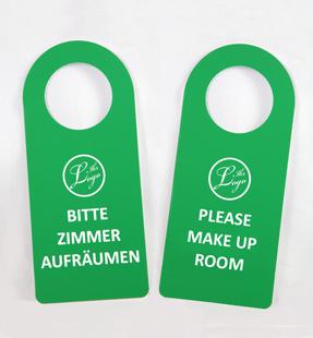 Türhänger Büro Türanhänger Geschäft Türschild Zimmer Ruhe Bitte nicht stören